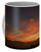 Sky Angel Coffee Mug