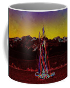Sky Diamonds Coffee Mug