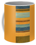 Sky Earth Water  Coffee Mug by Michelle Calkins