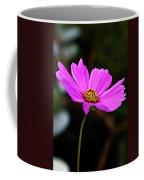 Sky Facing Flower Coffee Mug