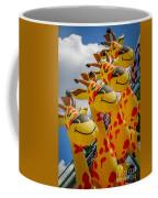 Sky Giraffes Coffee Mug