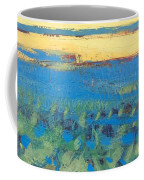 Sky In The Ripples Coffee Mug