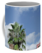 Sky Palm Coffee Mug