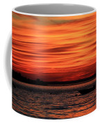 Sky Ripple Sunset Coffee Mug