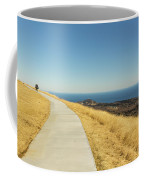 Sky Road Coffee Mug