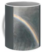 Sky Study With Rainbow Coffee Mug