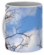 Look At The Blue Sky Coffee Mug