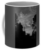 Sky With Clouds Coffee Mug