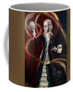 Skye The Necromancer Coffee Mug