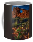 Skyline Arch Coffee Mug