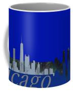 Skyline Chicago 4 Coffee Mug