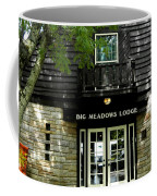 Skyline Drive - Big Meadows Coffee Mug