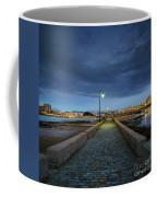 Skyline From The Walkway Cadiz Spain Coffee Mug