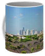 Skyline Houston Coffee Mug