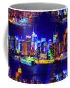 Skyline Island Coffee Mug