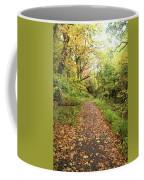 Skyline Trail P Coffee Mug