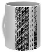 Skyscraper Detail Coffee Mug