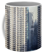 Skyscraper Windows Coffee Mug