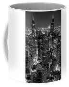 Skyscrapers Of Chicago Coffee Mug