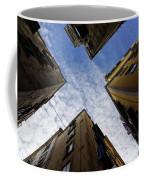 Skyward In Naples Italy - Spanish Quarters Take Three Coffee Mug