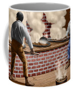 Slaves Refining Sugar Cane Jamaica Train Historical Old South Americana Life  Coffee Mug