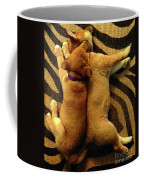 Sleeping Babies Coffee Mug