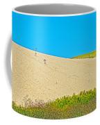Sleeping Bear Dune Climb In Sleeping Bear Dunes National Lakeshore-michigan Coffee Mug