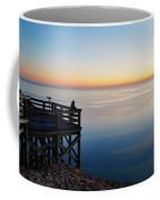 Sleeping Bear Overlook At Dusk 02 Coffee Mug