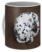 Sleeping Dalmatian II Coffee Mug