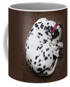 Sleeping Dalmatian Coffee Mug