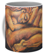 Sleeping Nymph3 Coffee Mug