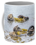 Sleeping Otters Coffee Mug