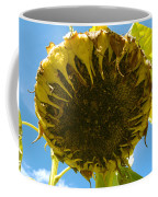 Sleeping Sunflower Coffee Mug