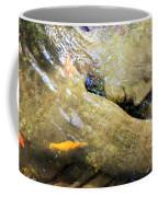 Sleeping Under The Water Coffee Mug