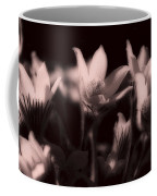 Sleepy Flowers 2 Coffee Mug