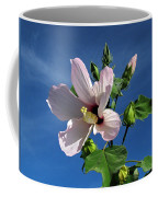 Sleepy Hibiscus Coffee Mug
