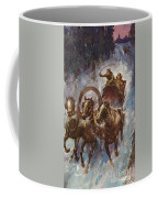 Sleigh Ride Coffee Mug