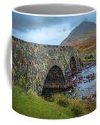 Sligachan Bridge View #h4 Coffee Mug by Leif Sohlman
