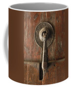 Slim Door Knocker Coffee Mug