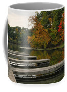 Slips In Autumn Coffee Mug