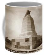 Sloat Monument On The Presidio Of Monterey Circa 1910 Coffee Mug