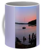 Sloop Sunset Coffee Mug