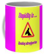 Sloshing Bigstock Donkey 171252860 Coffee Mug