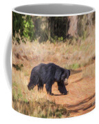 Sloth Bear Melursus Ursinus Coffee Mug