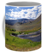 Slough Creek Angler Coffee Mug