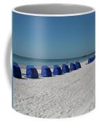 Slow Morging At The Beach Coffee Mug