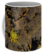 Small Aloe In Lava Flow Coffee Mug
