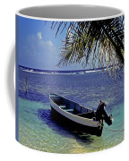 Small Boat Belize Coffee Mug