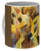 Small Composition I 1913 Coffee Mug