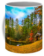 Small Covered Bridge Coffee Mug